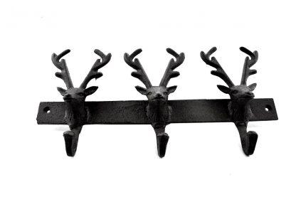 3 deer hook brown